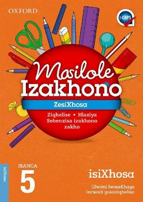 Picture of IsiXhosa home language CAPS: Gr 5: Practice book