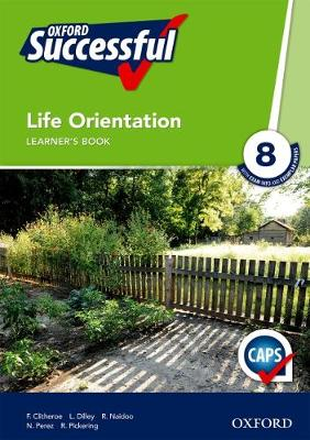 Picture of Oxford successful life orientation CAPS: Gr 8: Learner's book