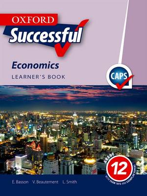 Picture of Oxford successful economics CAPS: Gr 12: Learner's book