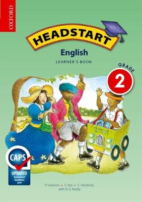 Picture of Headstart English CAPS: Gr 2: Learner's book : First additional language