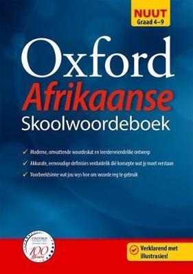 Picture of Oxford skoolwoordeboek vir Afrikaans