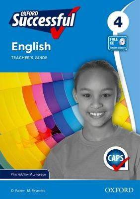 Picture of Oxford successful English CAPS: Gr 4: Teacher's book and posters : First additional language