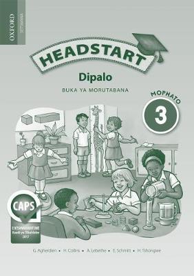 Picture of Headstart dipalo: Gr 3: Teacher's guide