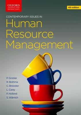 Picture of Contemporary Issues in Human Resource Management