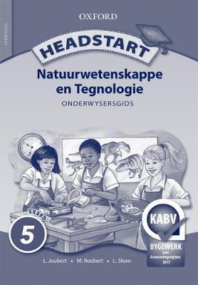 Picture of Headstart natuurwetenskappe: Gr 5: Onderwysersgids