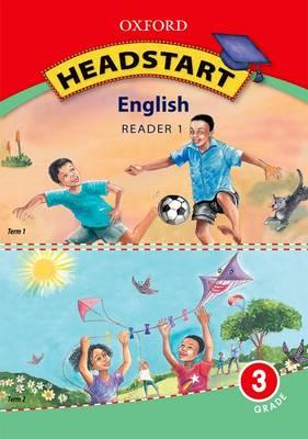 Picture of Headstart English CAPS: Headstart English CAPS: Reader 1: Gr 3 Gr 3 Reader 1