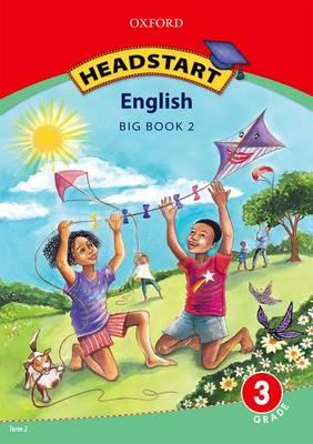 Picture of Headstart English CAPS: Headstart English CAPS: Big book 2: Gr 3 Gr 3 Big book 2