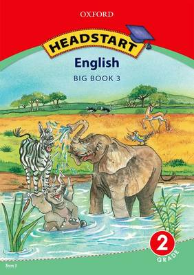 Picture of Headstart English CAPS: Big book 3: Gr 2 : First additional language