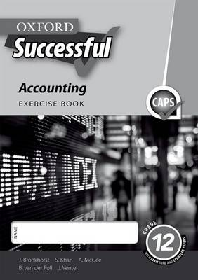 Picture of Oxford successful accounting: Gr 12: Workbook