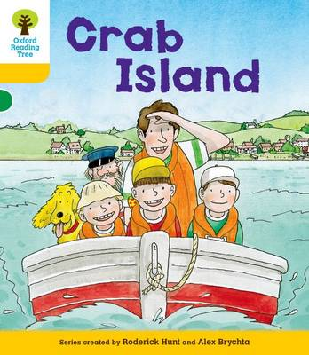 Oxford Reading Tree: Decode and Develop More A Level 5 : Crab Island