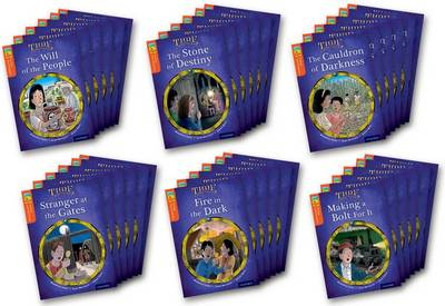 Oxford Reading Tree TreeTops Time Chronicles: Level 13: Pack of 36
