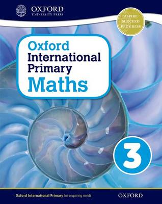 Oxford International Primary Maths 3
