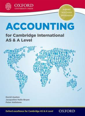 Picture of Accounting for Cambridge International AS and A Level