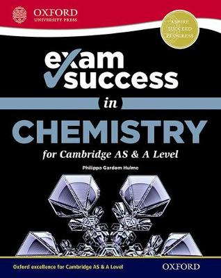 Picture of Exam Success in Chemistry for Cambridge AS & A Level