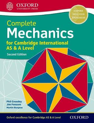 Picture of Complete Mechanics for Cambridge International AS & A Level