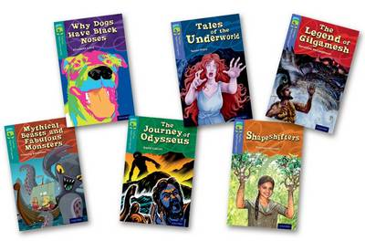 Oxford Reading Tree TreeTops Myths and Legends: Levels 16 and 17: Pack of 6