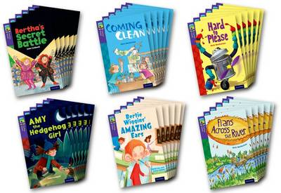 Oxford Reading Tree TreeTops Fiction: Level 11: Pack of 36