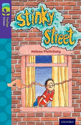 Oxford Reading Tree TreeTops Fiction: Level 11 More Pack B: Stinky Street