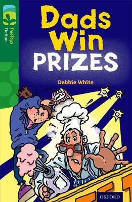 Oxford Reading Tree TreeTops Fiction: Level 12 More Pack B: Dads Win Prizes