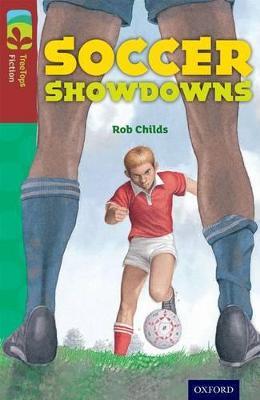 Oxford Reading Tree TreeTops Fiction: Level 15: Soccer Showdowns