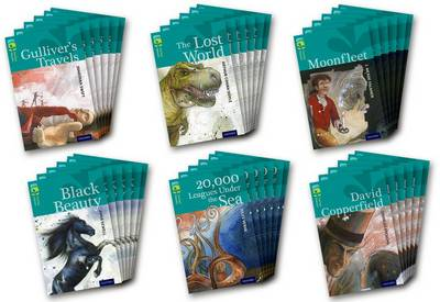 Oxford Reading Tree TreeTops Classics: Level 16: Pack of 36