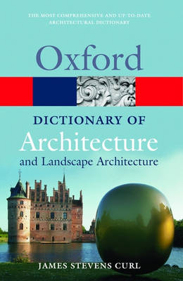 Picture of A Dictionary of Architecture and Landscape Architecture