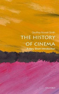 Picture of The History of Cinema: A Very Short Introduction