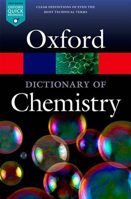 Picture of A Dictionary of Chemistry