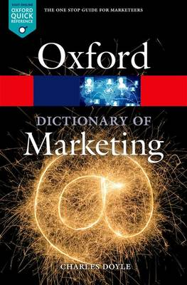 Picture of A Dictionary of Marketing
