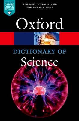 Picture of A Dictionary of Science