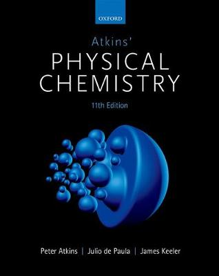 Picture of Atkins' Physical Chemistry