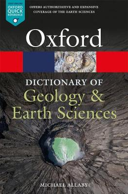Picture of A Dictionary of Geology and Earth Sciences