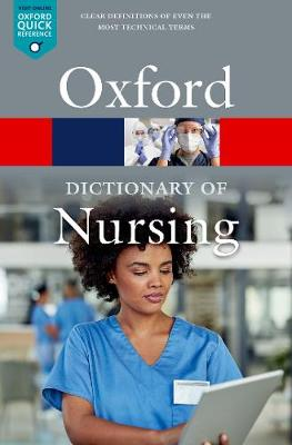 Picture of A Dictionary of Nursing