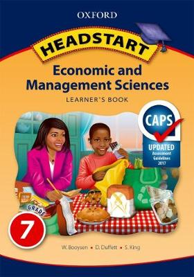 Picture of Headstart economic and management sciences CAPS: Gr 7: Learner's book