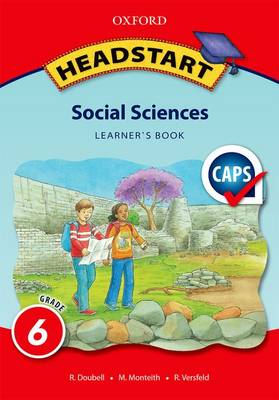 Picture of Headstart social sciences: Gr 6: Learner's book