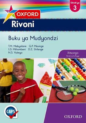 Picture of Oxford rivoni: Gr 3: Learner's book : Home language