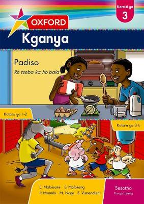 Picture of Oxford kganya: Gr 3: Reader  : Home language