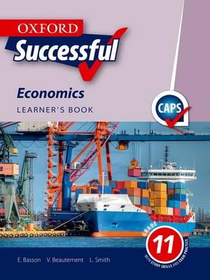 Picture of Oxford successful economics CAPS: Gr 11: Learner's book