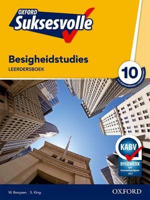 Picture of Oxford suksesvolle besigheidstudies CAPS: Gr 10: Leerdersboek