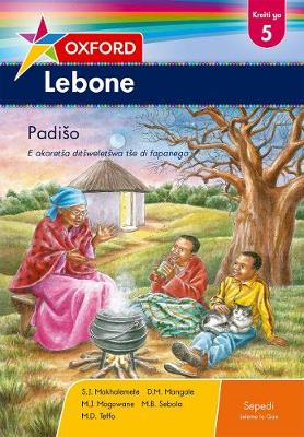 Picture of Oxford lebone: Gr 5: Reader