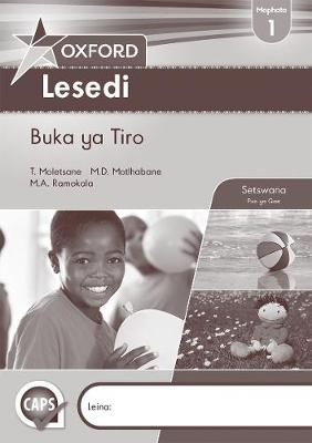 Picture of Oxford lesedi: Gr 1: Workbook : Home language