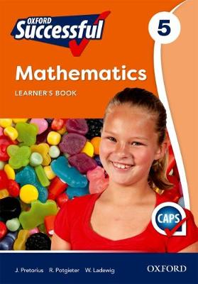 Picture of Oxford successful mathematics CAPS: Gr 5: Learner's book