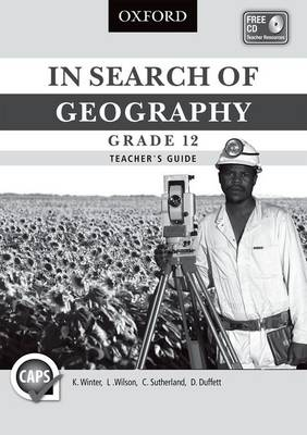 Picture of In search of geography: Gr 12: Teacher's guide