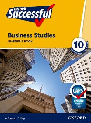 Picture of Oxford successful business studies CAPS: Gr 10: Learner's book