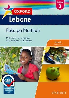 Picture of Oxford lebone CAPS: Gr 3: Learner's book : Home language
