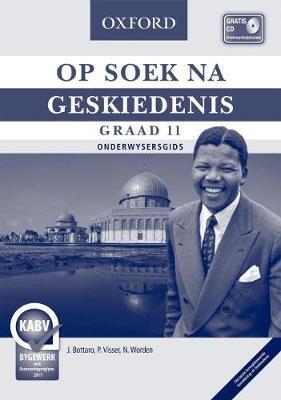 Picture of Op soek na geskiedenis: Gr 11: Onderwysersgids