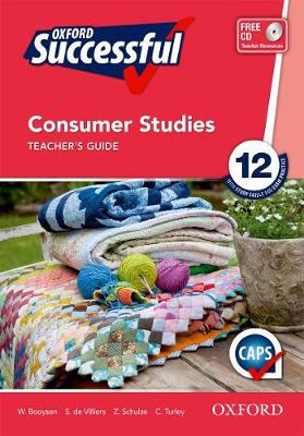 Picture of Oxford successful consumer studies: Gr 12: Teacher's guide