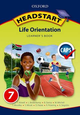 Picture of Oxford headstart life orientation: Gr 7: Learner's book