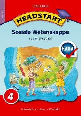 Picture of Headstart sosiale wetenskappe: Gr 4: Leerdersboek