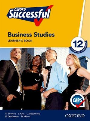 Picture of Oxford successful business studies: Gr 12: Learner's book